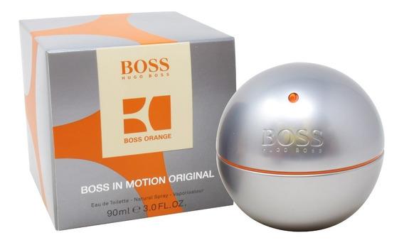 Boss In Motion De Hugo Boss Eau De Toilette 90 Ml.
