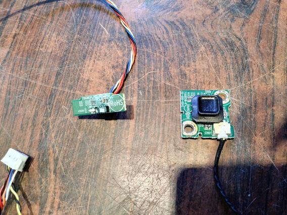 Placa Sensor E Botao 715g6316-k 715g8674-r01