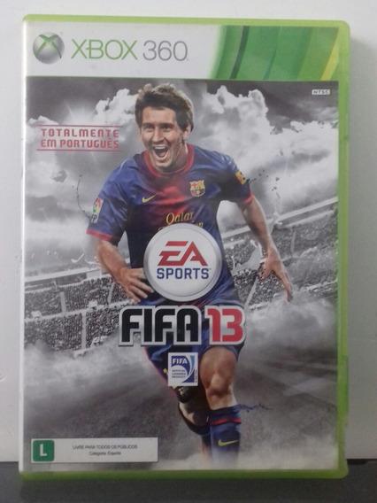 Jogo De Xbox 360 Original Fifa 13