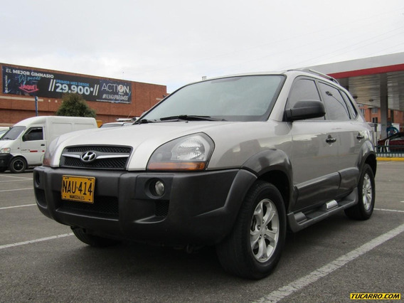 Hyundai Tucson Gl Mt 2.0