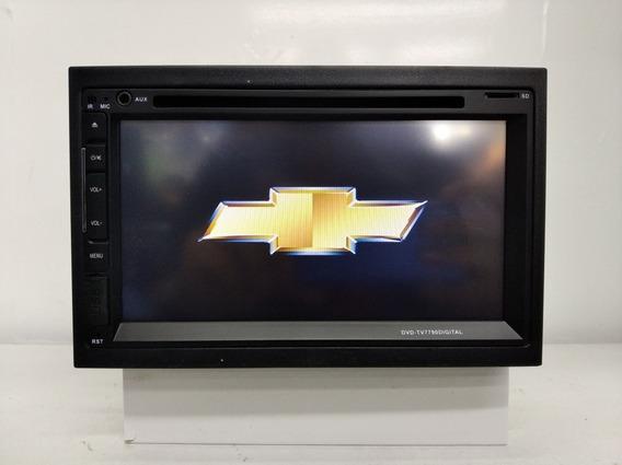 Central Multimidia Onix,prisma,cobalt,spin C/ Tv Digital