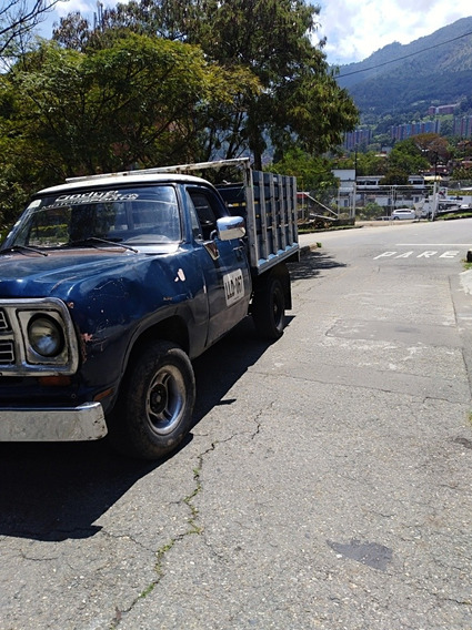 Dodge D 100 Custom