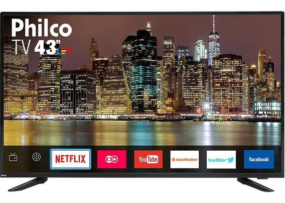 Smart Tv Philco 43 Led Ptv43e60sn Full Hd Wi-fi Hdmi Usb