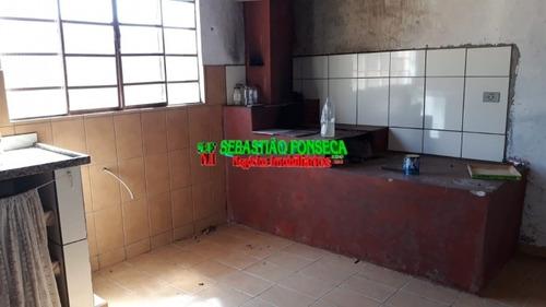 Chácara Em Paraibuna, Casa De 4 Dormitórios, Sendo 2 Suítes - 974