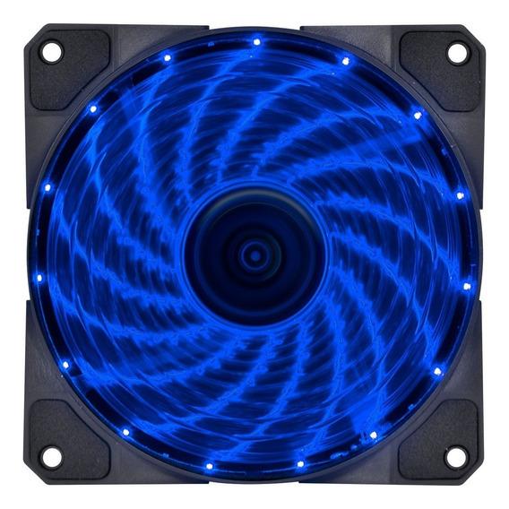 Cooler Fan Vinik 12cm 120mm Led Azul V.lumi