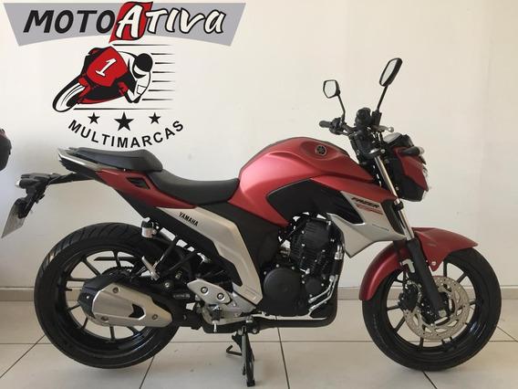 Yamaha Fz25 Fazer Abs 2019