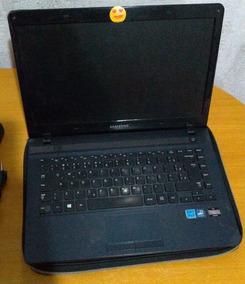 Notebook Samsung Ativ Book 2 Intel Core I3 4gb 500gb Tela Le