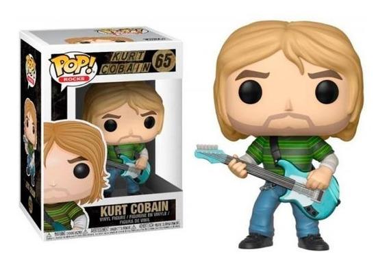 Funko Pop Music Kurt Cobain Fun-a-24777
