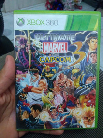 Ultimate Marvel Vs Campom 3 Xbox360 Ntsc