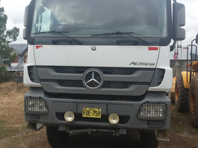 Volquete Mercedes Benz 3344 6x6