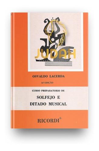 Imagem 1 de 1 de Curso Preparatorio De Solfejo E Ditado Musical - Rb-0039