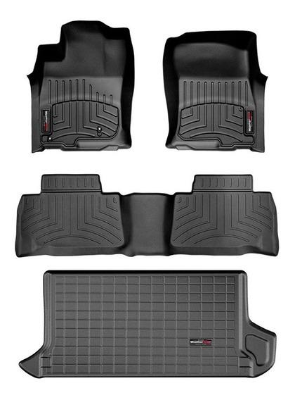 Tapete Termoformado Weathertech Toyota Tx - Txl 2p 10-13