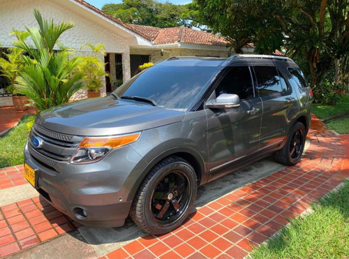 Ford Explorer 2012 3.5 Limited