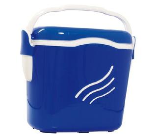 Caixa Térmica Freezer Cooler 13l Azul Ct1410 Monte Líbano