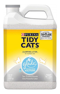 Arena Gato Purina Tidy Cats 20lbs O 9 Kilogramos Clumping