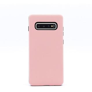 Funda Samsung S10 Plus Duo Tpu Proteccion Rosa