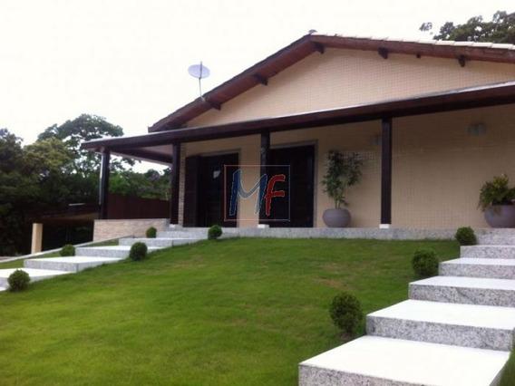 Ref 2227 - Excelente Casa Terrea 555 M2, Reformada, Cond Fechado Caragua! - 2227