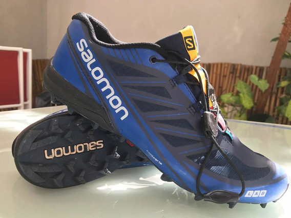 Zapatillas Salomon S-lab Fellcross 3 Impecables