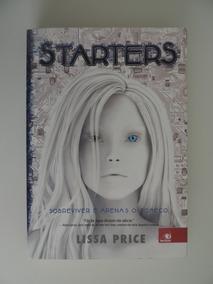 Livro Starters - Lissa Price