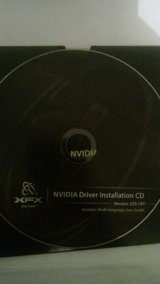 Cd Driver Nvidia