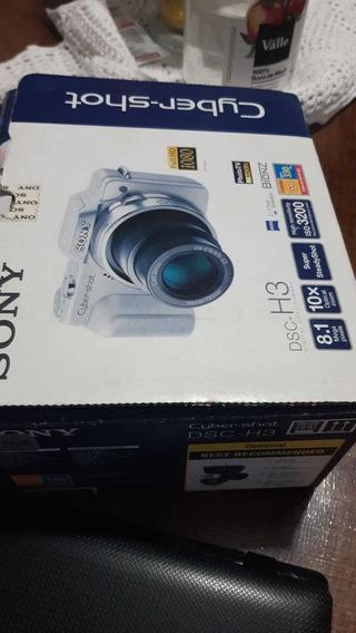 Câmera Sony Sem Uso