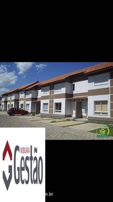 Casa Em Condomínio Com 02 Dormitório(s) Localizado(a) No Bairro Berto Círio Em Nova Santa Rita / Nova Santa Rita - C0468