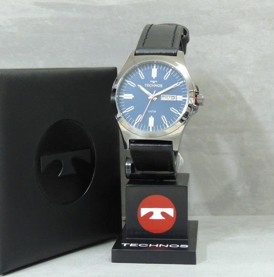 Relógio Technos Masculino 2305ba/2a Classic Steel - Nfe