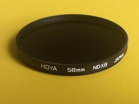 Filtro Nd8 Hoya 58mm