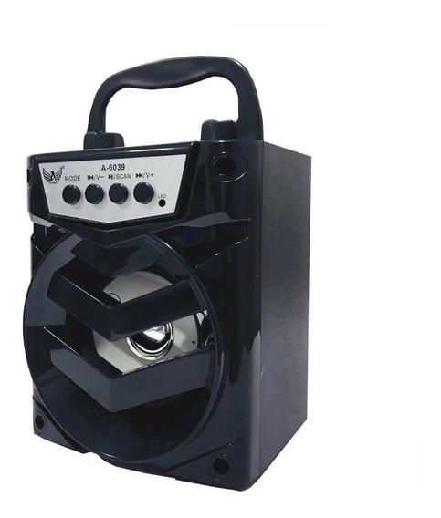 Caixinhas De Som A-6039 Som Musicas Bluetooth Qualidade Top