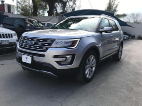 Ford Explorer Limited 4wd V6/3.5 Aut Unico Dueño