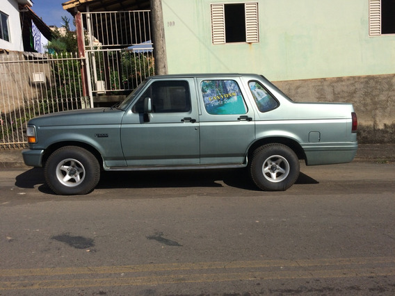 Ford F1000 Cd 4.9i Gnv E Gasolina 1997