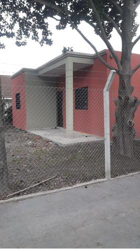 Lote Con Construccion En Florencio Varela Bª Las Calandrias