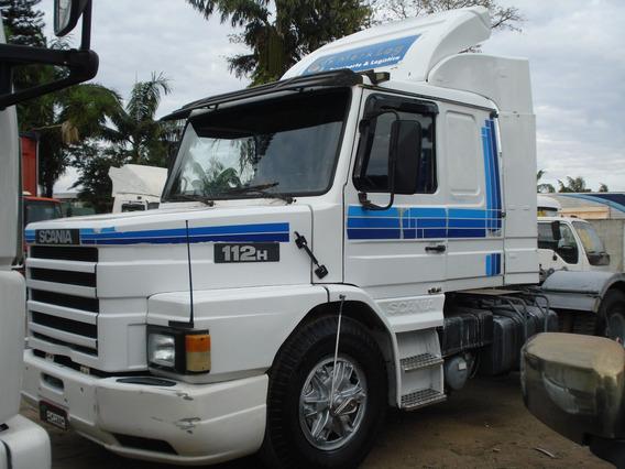 Scania 112 310 4x2 1986