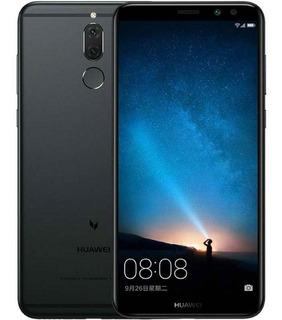 Huawei Mate 10 Lite 64gb Ram 4gb Libre Fabrica Nuevo - Negro