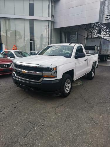Imagen 1 de 13 de Chevrolet Silverado 1500 Cab 2018