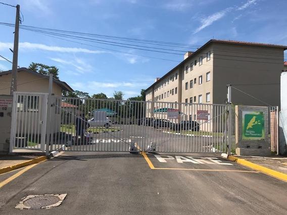 Apartamento Em Jardim Suécia, Mogi Guaçu/sp De 54m² 2 Quartos À Venda Por R$ 185.000,00 - Ap426207
