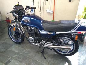 Honda Cb 450 Cbr 450 Custon