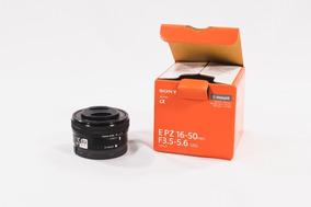 Lente Sony E Pz 16-50 - Usada