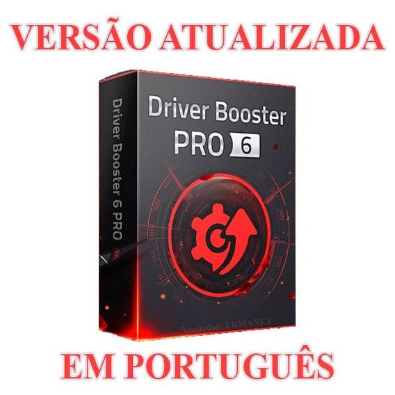 Driver Booster Pro 6.6 Português - Atualizado 2019