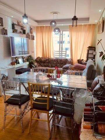 Imagem 1 de 18 de Apartamento Com 2 Dormitórios À Venda, 70 M² Por R$ 444.000,00 - Bela Vista - São Paulo/sp - Ap1419