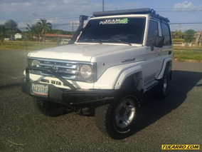 Toyota Macho Chasis 4x4 - Sincronico