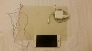 iPhone 6 Plus 16gb Branco Usado C/ Acessórios Envio Imediato