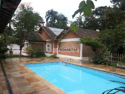 Casa Com 3 Dormitórios À Venda, 262 M² Por R$ 1.190.000 - Jardim Represa - São Paulo/sp - Ca0760