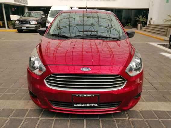Ford Figo 2018 4p Energy L4/1.5 Man