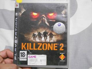 Killzone 2 Accion Avenntura Disparos Shooter Juegos Mandos
