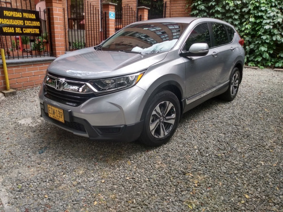 Honda Crv City Plus 2018 At 4x2 Plata