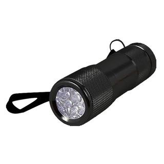 Lanterna De Alumínio 9 Leds Western Western La13