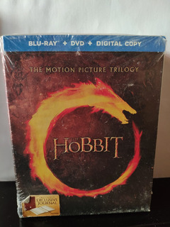 The Hobbit Blu-ray Edición Especial