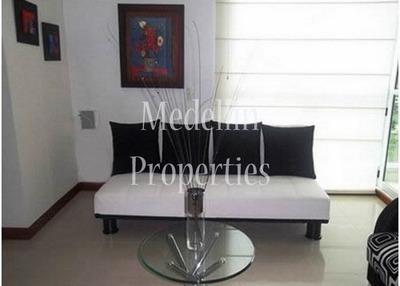 Alquiler Temporal De Amoblados En Medellín Cód: 4003