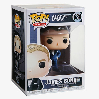 Funko Pop 007 689 James Bond Casino Royale Nuevo Magic4ever
